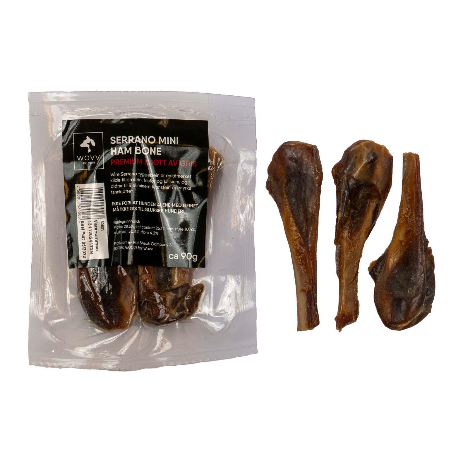 Wovv serrano mini ham bone